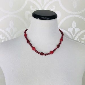 CHAPS STONE NECKLACE